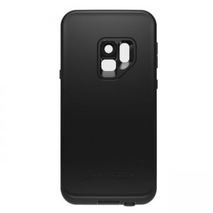 LifeProof Fre Galaxy S9 Case - Night Lite (Black/Lime)