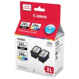 Canon PG-245XL/CL-246XL Black/Colour Combo Cartridge