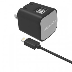 Digipower Wall Charger with Lightning Connector