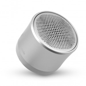 Logiix Blue Piston Vol. 2 Bluetooth Speaker - Silver