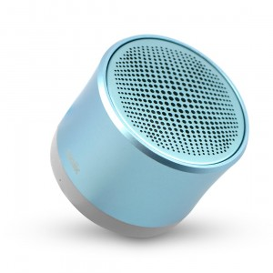 Logiix Blue Piston Vol. 2 Bluetooth Speaker - Sea Blue