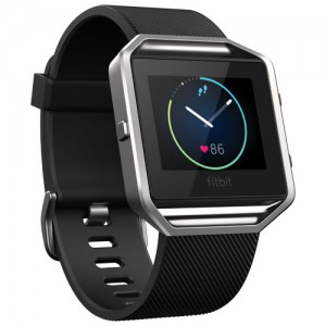Fitbit Blaze Black Small