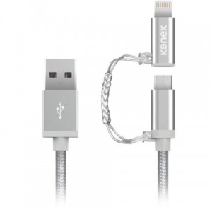 Kanex Micro USB and Lightning Combo Cable