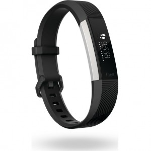 Fitbit Alta HR Wireless Heart Rate + Activity Tracker - Small - Black