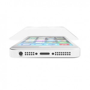 Zagg InvisibleShield Glass for the Apple iPhone 5/5s/SE