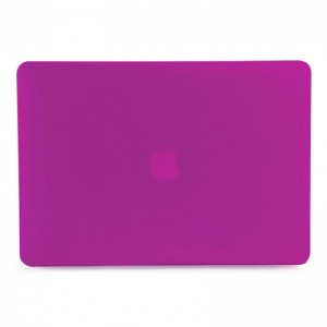 classic fit b369a 59788 Tucano Nido Hard-Shell Case for Macbook 12 - Purple - UVIC Bookstore