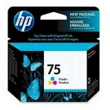 HP #75 Colour Ink Cartridge