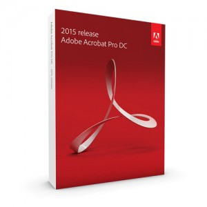 Adobe Acrobat Pro DC Student and Teacher Edition MAC Edition