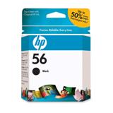 HP #56 Black Ink Cartridge