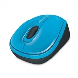 Microsoft 3500 Wireless Mouse - Cyan