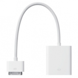 Apple 30-Pin Dock Connector to VGA Adapter