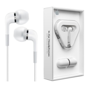 Apple In-Ear Headphones with Remote and Mic (2nd Gen)